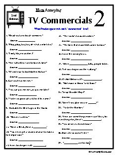 TV Commercials II 2nd Edition