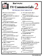 TV Commercials II trivia, 2nd edition
