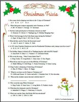 Christmas Trivia Fun Pack, Fun for All