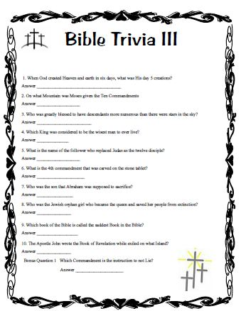 photograph about Printable Bible Trivia Games named FIFA Environment CUP 2018: Soccer BIBLE TRIVIA