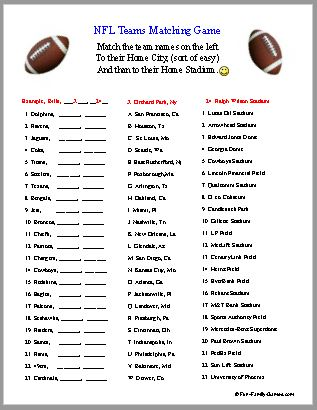 Football Stadium Football Stadium Quiz Questions And Answers