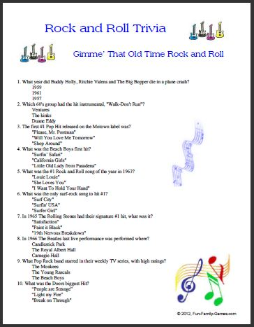 image about 90s Trivia Questions and Answers Printable referred to as 90s Occasion With Enjoyable Get together Gamings Will totally Fix
