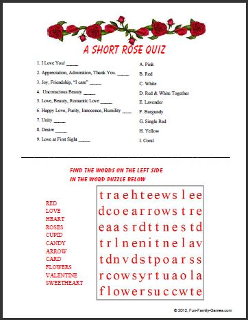 Word Play Quizzes  Pauls Free Quiz Questions